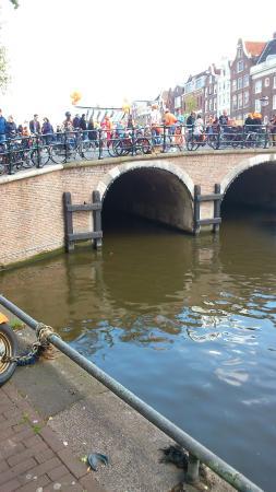 We Bike Amsterdam Tours: Pretty bridges