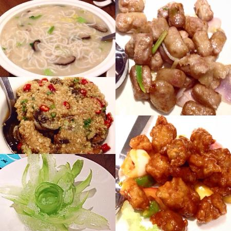 Pu Tien Restaurant (Heng Hwa): Foods from Pu Tien!
