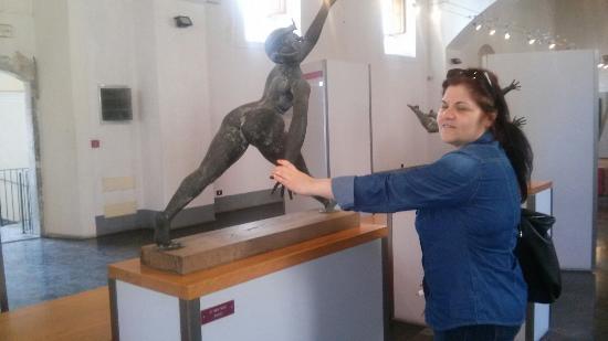Galleria d'Arte Contemporanea Elvira Emilia Pirrone Resso
