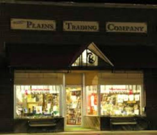 ‪The Plains Trading Company Booksellers‬