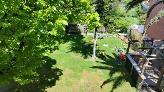 A Casa Di Anghjulu : Jardin
