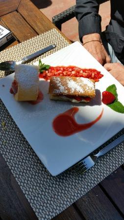 A Casa Di Anghjulu : variations autour de la fraise