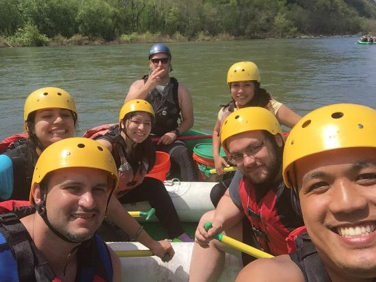 River & Trail Outfitters: Robby was amazing! We had such a great time! Thanks Captain!