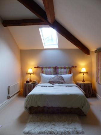 Afon Gwyn Country House: Sorrel Suite, liked viewing the stars at night