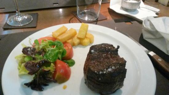 Bruselas: My fillet