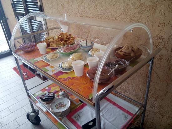 Agriturismo I Gretacci: colazione