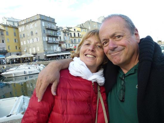 U Paisanu: Martine et Pascal Caen