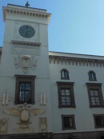 Castel Capuano - La facciata