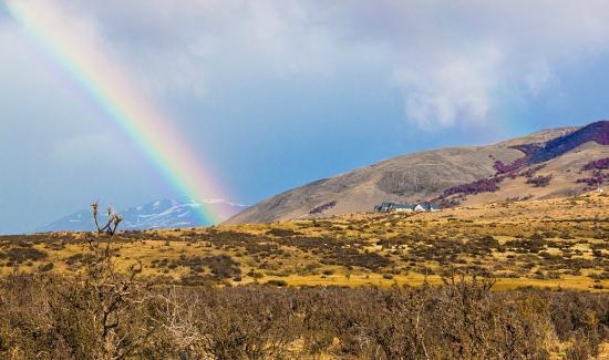 EOLO - Patagonia's Spirit - Relais & Chateaux: Perfeito!