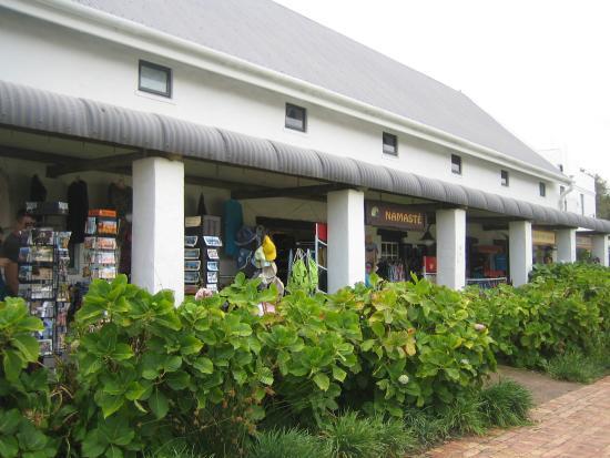 Noordhoek Farm Village: The Shops