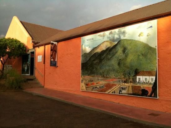 Saint-Louis, ריוניון איילנד: Musée des arts décoratifs de l'océan Indien, Maison Rouge.