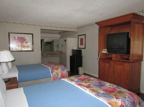 Alamo Inn Suites Room Suite
