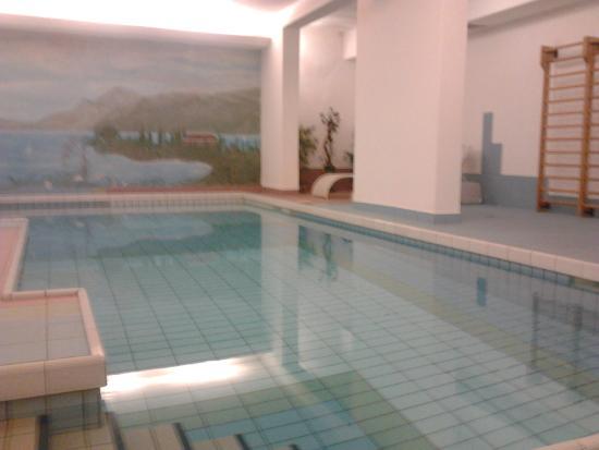 Hotel Oliveto Lago di Garda - Desenzano del Garda : piscina riscaldata