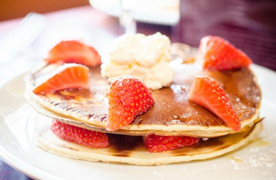 McSweeney Arms Hotel: Pancakes at McSweeneys