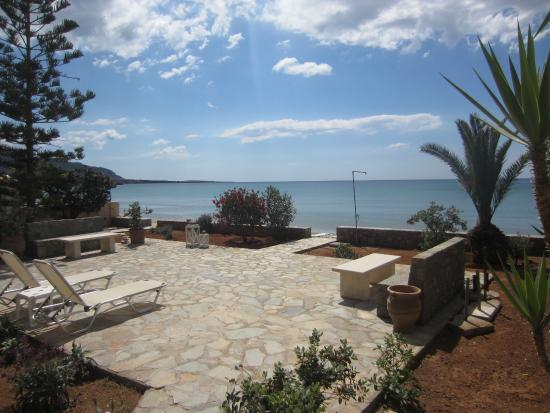 Villa Plori : view