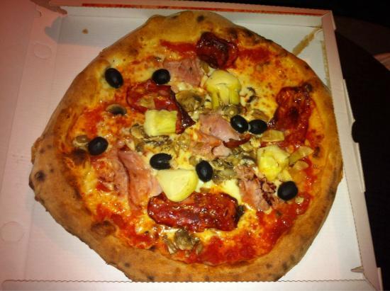 La Credenza Pizzeria : Cucina pop pizzeria da mimì ad aversa