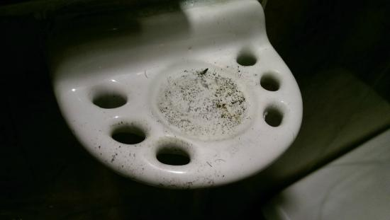 Hikuri Hostel: Sink