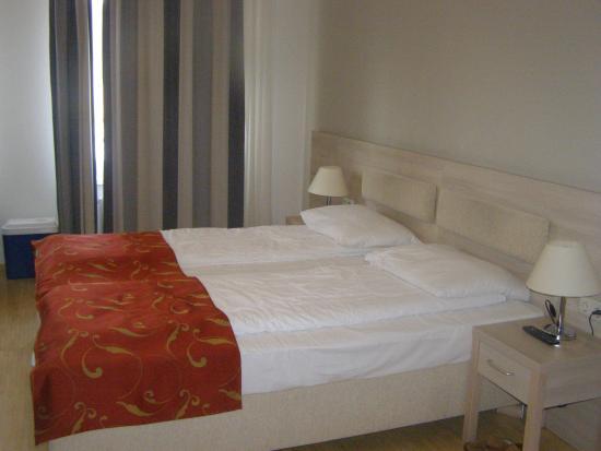 Rosen Hotel Europahaus: room 1405