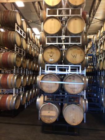 Road 13 Vineyards : Almost ready? Road 13