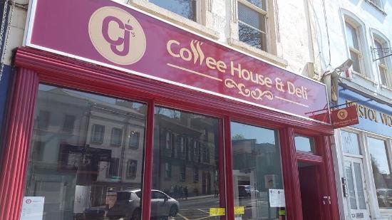 CJ's Coffee House & Deli