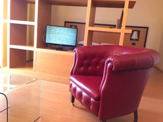 Masini Hotel: bedroom