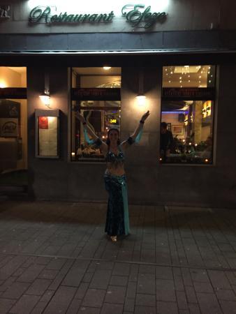 Cafe & Restaurant Efeze