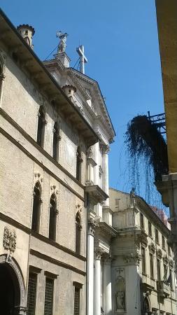 Palazzo Caldogno Da Schio Detto La Ca D Oro Vicenza