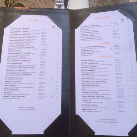 Zest Ristorante & Wine Bar : photo2.jpg