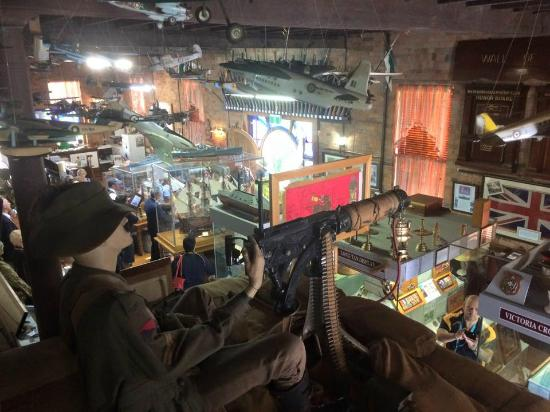 Maryborough Military & Colonial Museum: Military Museum Maryboough