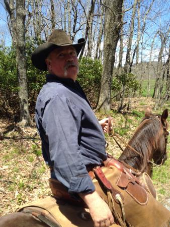 Vx3 Trail Rides: The man himself
