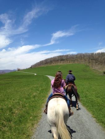 Vx3 Trail Rides: Great views