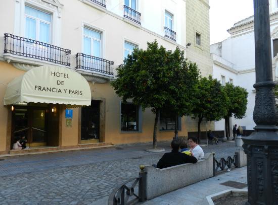 Hotel francia y paris cadiz foto di francia y paris - Hotel puertatierra en cadiz ...
