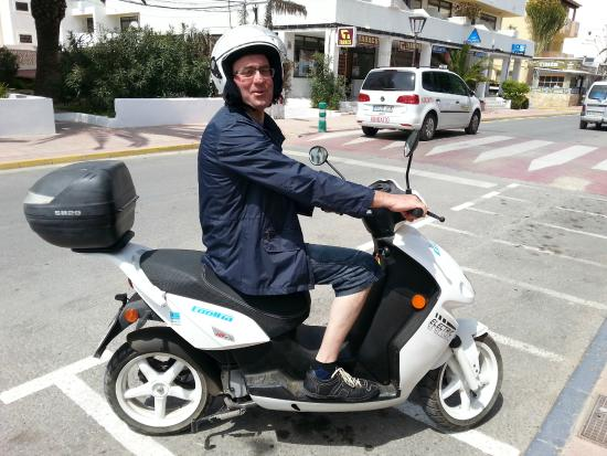 Cooltra Motos: Formentera aprle 2015
