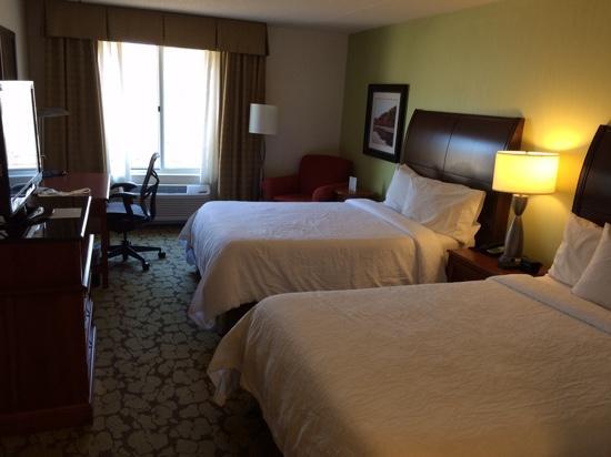 Hilton Garden Inn Danbury: quarto