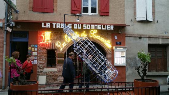 La Table Du Sommelier Picture Of La Table Du Sommelier Albi