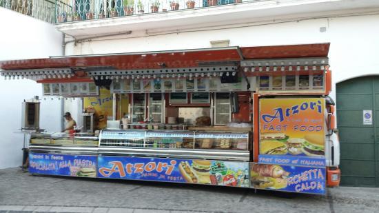 Atzori fast food