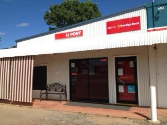 Georgetown Roadhouse: Handy facilities attached to roadhouse