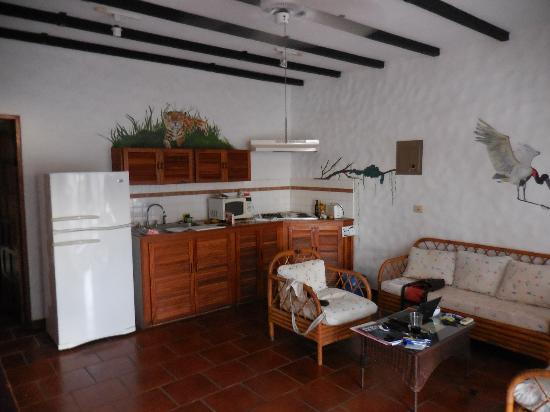 La Colina: room