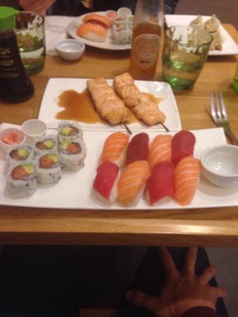 Sushi design