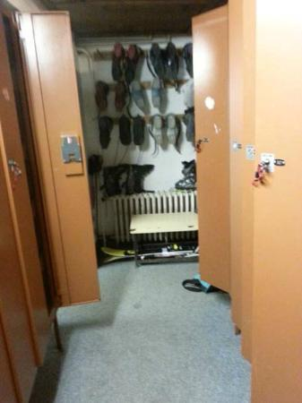 Thermal-Badhotel Kirchler: Annex ski boot room