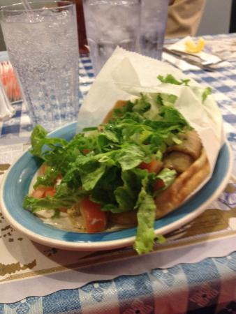 Lefteris Gyro: Forgettable