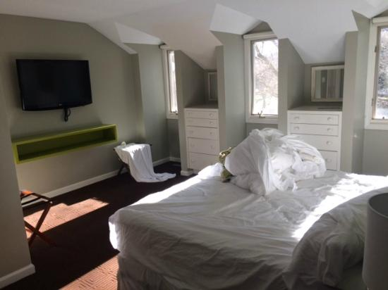 The Inns at Equinox: Bedroom
