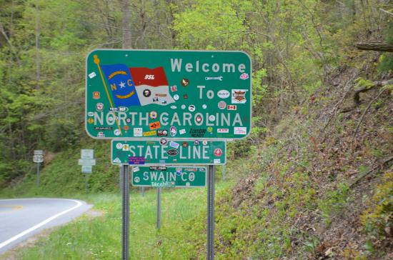 Tail Of The Dragon Photos >> Welcome To Nc Picture Of Tail Of The Dragon Robbinsville