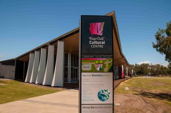 Fraser Coast Discovery Sphere: Information