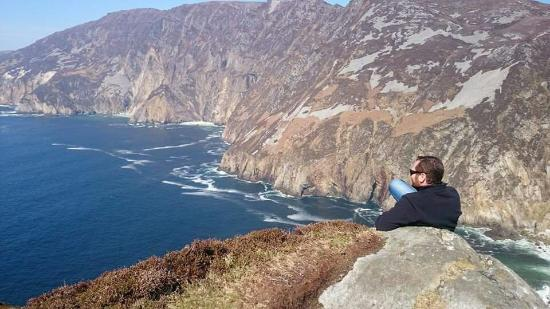Cliffs of Bunglas, Slieve League
