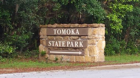 Tomoka State Park Located In Ormond Beach Fl Near Daytona