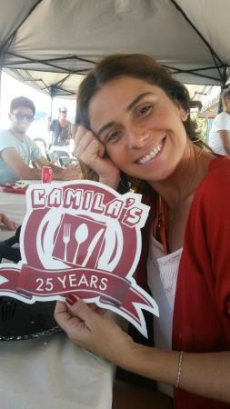 Camila's Restaurant : Gio muito obrigado pelo carinho sempre! Grande parceira.
