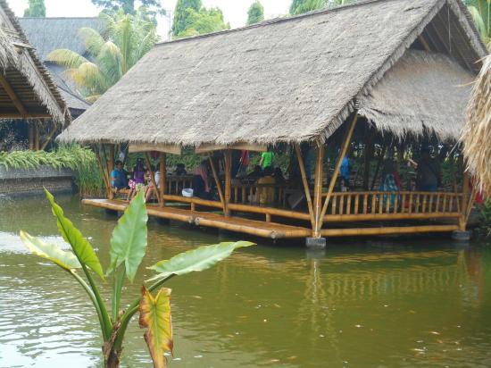 Image Result For Beranda Gubug Udang Situ Cibubur