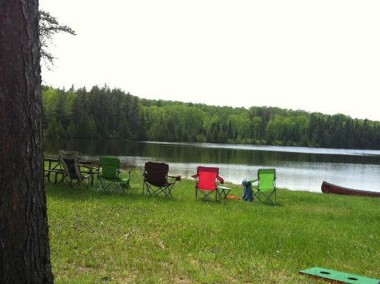 beautiful morning by the lake picture of kettle lakes. Black Bedroom Furniture Sets. Home Design Ideas