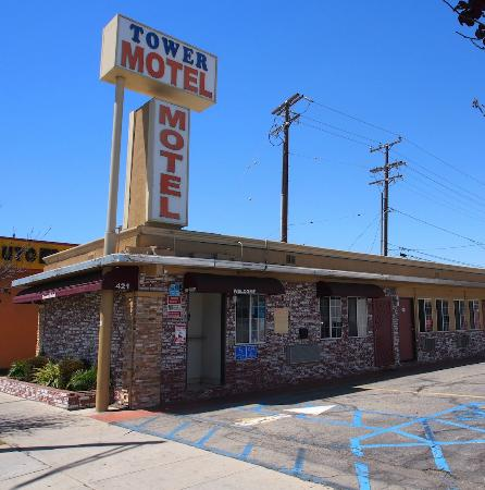 Tower Motel Long Beach: Tower Motel